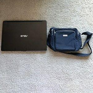 Baggallini Bags -  Sale  Baggallini Black Passage Crossbody Bag a87eb6785a308